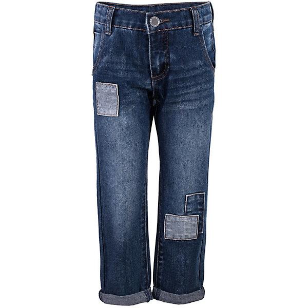 Джинсы для мальчика  BUTTON BLUEДжинсы<br>Джинсы для мальчика  BUTTON BLUE<br>Классные синие джинсы с потертостями и повреждениями — гарантия модного современного образа! Хороший крой, удобная посадка на фигуре подарят мальчику комфорт и свободу движений. Если вы хотите купить ребенку недорогие модные джинсы классического силуэта, модель от Button Blue - прекрасный выбор!<br>Состав:<br>100%  хлопок<br><br>Ширина мм: 215<br>Глубина мм: 88<br>Высота мм: 191<br>Вес г: 336<br>Цвет: синий<br>Возраст от месяцев: 24<br>Возраст до месяцев: 36<br>Пол: Мужской<br>Возраст: Детский<br>Размер: 98,158,146,140,134,128,122,116,110,104<br>SKU: 5524699