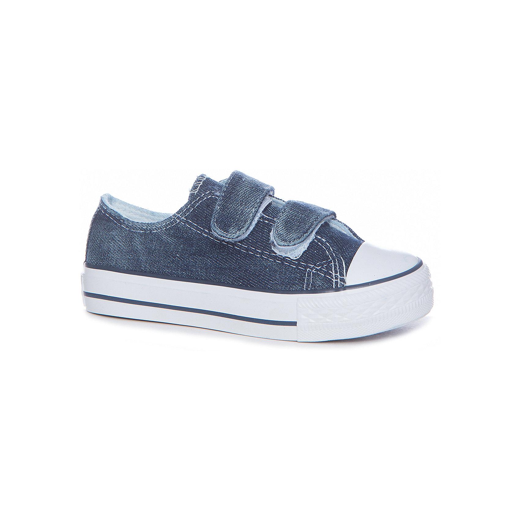 Кеды для мальчика  BUTTON BLUEКеды<br>Кеды для мальчика  BUTTON BLUE<br>Текстильная спортивная обувь - хит весенне-летнего сезона! Кеды, кроссовки, слипоны с легкостью вытеснили из детского гардероба сандалии и мокасины. Синие джинсовые кеды от Button Blue - прекрасный летний вариант. Если вы хотите приобрести качественные и очень стильные кеды для мальчика, вам стоит купить детские кеды на липучке. Практичный и очень удобный вариант, наверняка, понравится ребенку.<br>Состав:<br>верх: джинса подклад: хлопок стелька: хлопок подошва: резина<br><br>Ширина мм: 250<br>Глубина мм: 150<br>Высота мм: 150<br>Вес г: 250<br>Цвет: синий<br>Возраст от месяцев: 24<br>Возраст до месяцев: 36<br>Пол: Мужской<br>Возраст: Детский<br>Размер: 26,38,27,28,29,30,31,32,33,34,35,36,37<br>SKU: 5524722