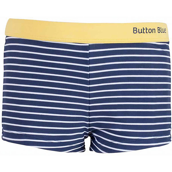 Плавки для мальчика  BUTTON BLUEКупальники и плавки<br>Плавки для мальчика  BUTTON BLUE<br>Яркие полосатые плавки с контрастной отделкой подарят ребенку отличное настроение на весь пляжный сезон. Если вы решили купить красивые плавки недорого, выберете плавки от Button Blue. Они обеспечат ребенку комфорт, а вам - удовольствие от покупки.<br>Состав:<br>83% полиамид 17% эластан; подклад: 100%  полиэстер<br>Ширина мм: 183; Глубина мм: 60; Высота мм: 135; Вес г: 119; Цвет: синий; Возраст от месяцев: 24; Возраст до месяцев: 36; Пол: Мужской; Возраст: Детский; Размер: 98,104,116,128,140,152; SKU: 5524750;