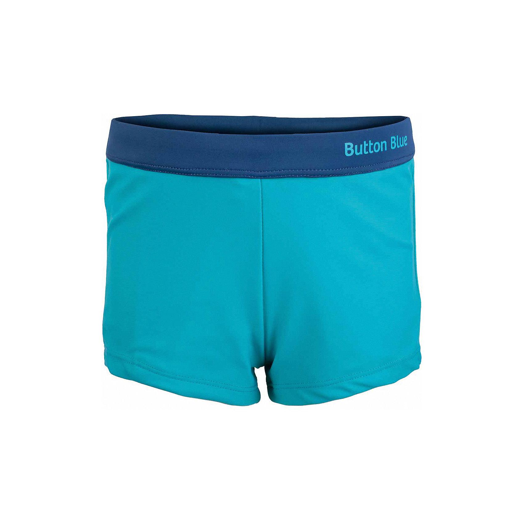 Плавки для мальчика  BUTTON BLUEКупальники и плавки<br>Плавки для мальчика  BUTTON BLUE<br>Яркие плавки с контрастной отделкой подарят ребенку отличное настроение на весь пляжный сезон. Если вы решили купить красивые плавки недорого, выберете плавки от Button Blue. Они обеспечат ребенку комфорт, а вам - удовольствие от покупки.<br>Состав:<br>83% полиамид 17% эластан; подклад: 100%  полиэстер<br><br>Ширина мм: 183<br>Глубина мм: 60<br>Высота мм: 135<br>Вес г: 119<br>Цвет: бирюзовый<br>Возраст от месяцев: 132<br>Возраст до месяцев: 144<br>Пол: Мужской<br>Возраст: Детский<br>Размер: 152,98,104,116,128,140<br>SKU: 5524757
