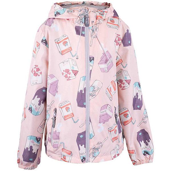 Куртка  для девочки  BUTTON BLUEВерхняя одежда<br>Куртка  для девочки  BUTTON BLUE<br>Отличная ветровка для девочки понравится всем, кто любит активный отдых. Ветровка сделана с соблюдением технологических особенностей производства спортивной одежды. Она не промокает, специальная подкладка создает комфорт при длительной носке, светоотражающие элементы способствуют безопасности ребенка. Оригинальная водоотталкивающая ткань с эффектным   рисунком, а также цветная подкладка и фурнитура делают куртку яркой. Если вы хотите купить отличную детскую ветровку недорого, не сомневаясь в ее качестве и комфорте, ветровка от Button Blue - то, что нужно!<br>Состав:<br>Ткань  верха: 100% полиэстер, подклад: 100% полиэстер<br>Ширина мм: 356; Глубина мм: 10; Высота мм: 245; Вес г: 519; Цвет: розовый; Возраст от месяцев: 24; Возраст до месяцев: 36; Пол: Женский; Возраст: Детский; Размер: 98,158,152,146,140,134,128,122,116,110,104; SKU: 5524801;
