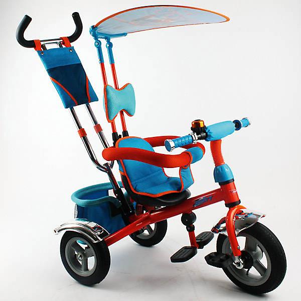 Трехколесный велосипед, Самолеты, DisneyВелосипеды детские<br>Характеристики товара:<br><br>• цвет: голубой, оранжевый<br>• пластиковые надувные колеса<br>• диаметр колес: передние 25 см (10) с функцией свободного хода, задние 20 см (8)<br>• двойная телескопическая родительская ручка с мягкими рукоятками из пористой резины и сумочкой<br>• спинка с регулируемым углом наклона (3 положения) <br>• складная подставкя для ног<br>• складной тент <br>• покрытое мягкой тканью сидение с двухточечным ремнем безопасности<br>• подголовник на спинке<br>• автоматический свободный ход педалей<br>• регулируемая поворотная рычаг-спица<br>• багажная корзина<br>• звонок<br>• вес: 10,9 кг<br>• размер в собранном виде: 108х90х55 см<br>• допустимый вес: до 25 кг<br>• рекомендуемый возраст: от 1 до 3 лет<br>• габариты упаковки: 38х30х63 см<br>• страна производства: Китай<br><br>Детский трехколесный велосипед Disney Planes можно купить в нашем магазине.<br>Ширина мм: 1150; Глубина мм: 470; Высота мм: 970; Вес г: 10900; Возраст от месяцев: 12; Возраст до месяцев: 36; Пол: Унисекс; Возраст: Детский; SKU: 5526372;
