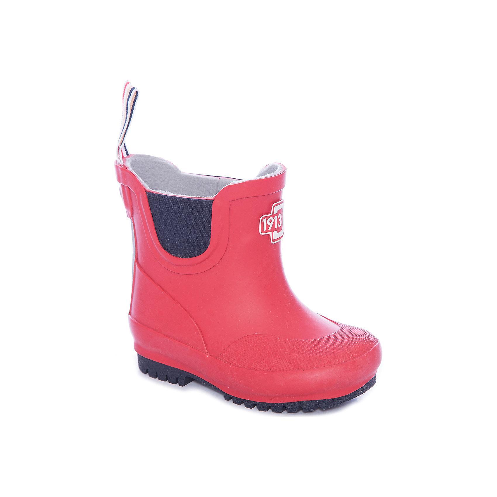 Резиновые сапоги CULLEN  DIDRIKSONSРезиновые сапоги<br>Яркие резиновые сапоги  из натурального каучука - практичная и удобная обувь для дождливой погоды. Мягкая текстильная подкладка из полиэстера обеспечит тепло и комфорт при носке. Ортопедическая стелька вынимается. Рельефная подошва предотвратит скольжение. <br>Состав:<br>Верх - 100% каучук, подкладка - 100% полиэстер<br><br>Ширина мм: 237<br>Глубина мм: 180<br>Высота мм: 152<br>Вес г: 438<br>Цвет: розовый<br>Возраст от месяцев: 9<br>Возраст до месяцев: 12<br>Пол: Унисекс<br>Возраст: Детский<br>Размер: 20<br>SKU: 5527212