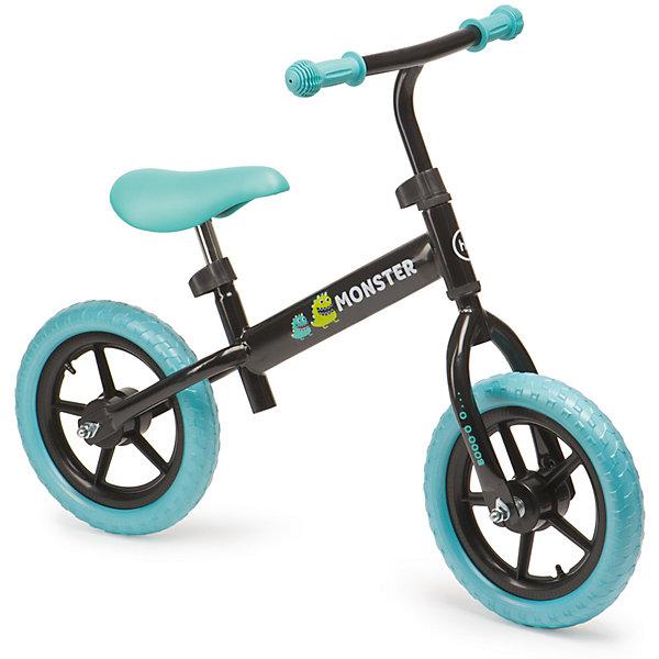Беговел MOBYX, голубой, Happy BabyБеговелы<br>Характеристики товара:<br><br>• возраст от 2 лет<br>• максимальная нагрузка до 27 кг<br>• рост ребенка 95-125 см<br>• цвет голубой<br>• материал: сталь, пластик, полиуретан, резина<br>• удобное эргономичное сиденье<br>• бесшумные колёса<br>• стальная рама<br>• колёса: полимерные колеса с имитацией ниппелей<br>• высота сидения 42-54 см<br>• высота руля 56-68 см<br>• длина беговела 82 см<br>• вес беговела 3 кг<br>• размер упаковки 68х36х17 см<br>• вес упаковки 3,69 кг<br>• страна производитель: Китай<br><br>Беговел «MOBYX», зеленый, Happy Baby представляет собой велосипед, но без педалей. На нем ребенок учится кататься, отталкиваясь ножками. В процессе катания ребенок учится сохранять равновесие и координировать движения. <br><br>Беговел изготовлен из прочной стали. Сидение и руль регулируются под рост ребенка. Колеса обеспечивают бесшумную плавную езду.<br><br>Беговел «MOBYX», зеленый, Happy Baby можно приобрести в нашем интернет-магазине.<br>Ширина мм: 680; Глубина мм: 360; Высота мм: 170; Вес г: 3690; Возраст от месяцев: 12; Возраст до месяцев: 36; Пол: Унисекс; Возраст: Детский; SKU: 5527344;