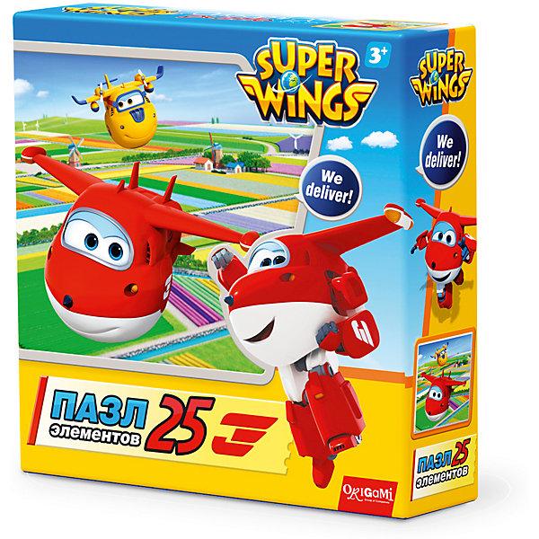 Пазл Голландские тюльпаны, Super Wings, OrigamiПазлы для малышей<br>Пазл Голландские тюльпаны, Super Wings, Origami<br><br>Характеристики:<br><br>• Количество деталей: 25 шт.<br>• Размер упаковки: 15х4,5х15 см.<br>• Размер готовой картинки: 21х21 см.<br>• Состав: картон<br>• Вес: 100 г.<br>• Для детей в возрасте: от 3 лет<br>• Страна производитель: Россия<br><br>Лицензионный пазл Супер Крылья: Джетт и его друзья с оригинальным дизайном соответствует высоким стандартам, которые подтверждены сертификатами качества. Пазл отлично собирается, благодаря чётким разделениям частей по цвету сборка этого пазла не будет сложной. Закончив сборку вы можете склеить кусочки превратив пазл в красивую картину, или можете разобрать его и снова собрать позже.<br><br>Пазл Голландские тюльпаны, Super Wings, Origami можно купить в нашем интернет-магазине.<br>Ширина мм: 150; Глубина мм: 45; Высота мм: 150; Вес г: 100; Возраст от месяцев: 36; Возраст до месяцев: 72; Пол: Унисекс; Возраст: Детский; SKU: 5528426;