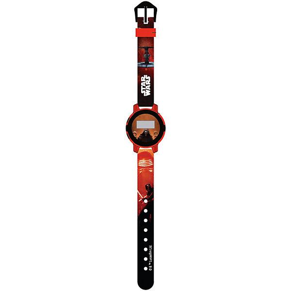 Часы наручные электронные Кайло Рен, Star WarsЗвездные войны Одежда и обувь<br>Электронные детские часы с корпусом и браслетом из пластика. Циферблат защищен от повреждений прочным пластиковым стеклом. Товар изготовлен полностью из пластмассы с питанием от химических источников тока, 1 сменный элемент включен в комплект (LR41 (AG3) 1.5 V). Рекомендуемый возраст: от 3 лет.<br><br>Ширина мм: 90<br>Глубина мм: 20<br>Высота мм: 250<br>Вес г: 24<br>Возраст от месяцев: 36<br>Возраст до месяцев: 72<br>Пол: Мужской<br>Возраст: Детский<br>SKU: 5529348