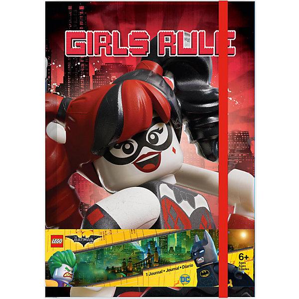 Купить Записная книжка, 96 листов, линейка, LEGO, Китай, Женский