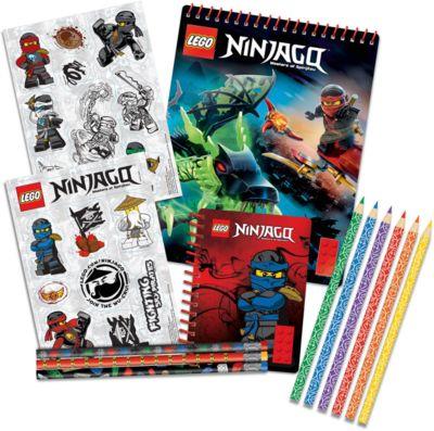 Набор канцелярских принадлежностей, 13 шт. в комплекте, LEGO, артикул:5529388 - LEGO Товары для фанатов