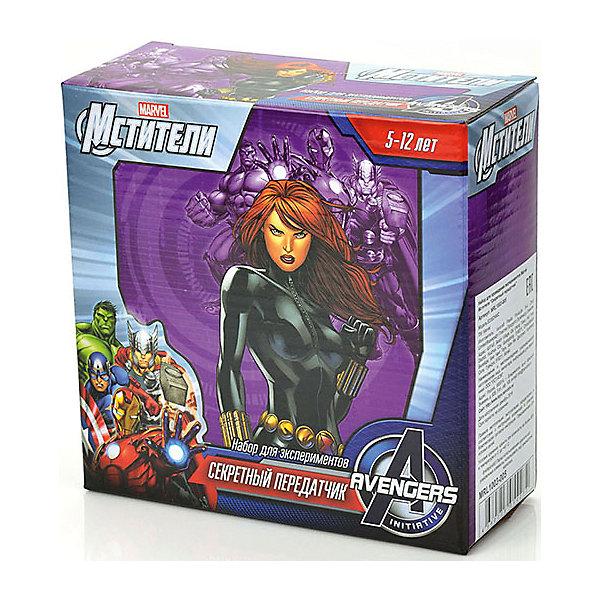 Купить Набор для проведения экспериментов Marvel Мстители Секретный передатчик , Disney, Китай, Унисекс