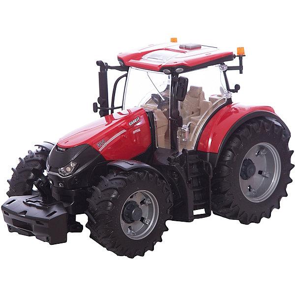 Трактор Case IH Optum 300 CVX, BruderМашинки<br><br>Ширина мм: 860; Глубина мм: 290; Высота мм: 205; Вес г: 1138; Возраст от месяцев: 36; Возраст до месяцев: 144; Пол: Мужской; Возраст: Детский; SKU: 5532607;