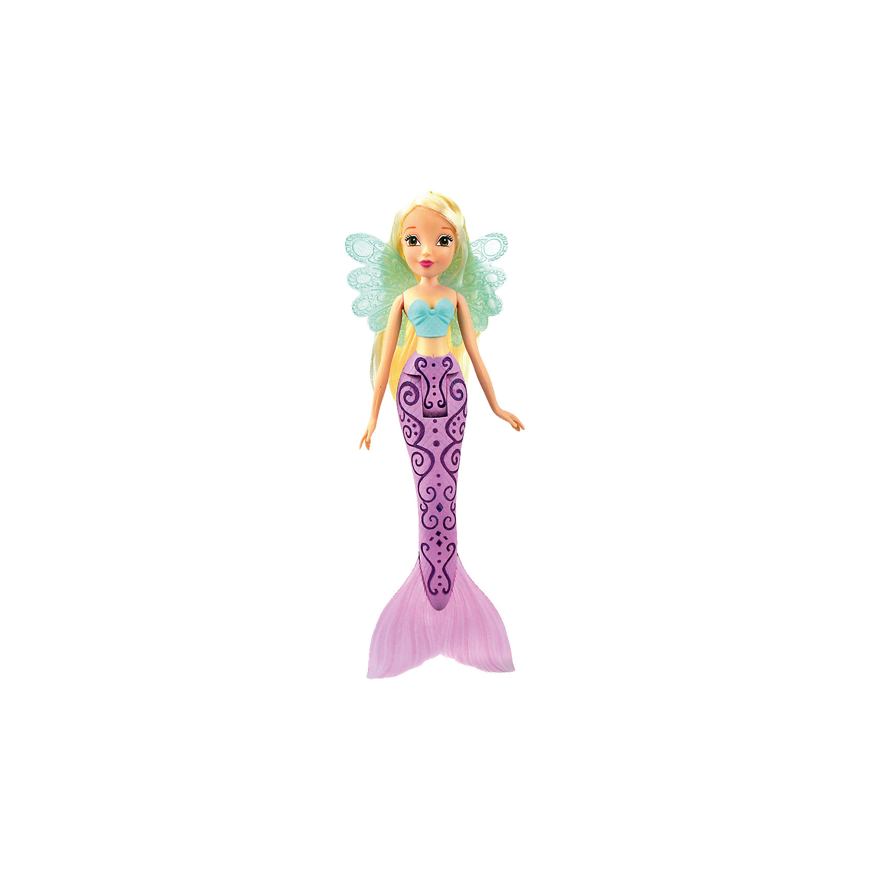 Кукла Стелла Русалочка-2, Winx ClubИгрушки<br>Doll Winx Club The Little Mermaid-2, Stella<br><br>Ширина мм: 60<br>Глубина мм: 350<br>Высота мм: 150<br>Вес г: 240<br>Возраст от месяцев: 36<br>Возраст до месяцев: 120<br>Пол: Женский<br>Возраст: Детский<br>SKU: 5532639