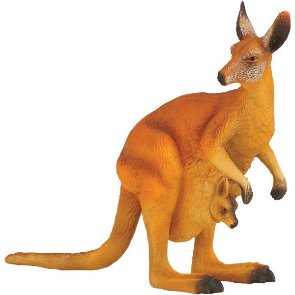 Красный кенгуру (L), CollectaМир животных<br><br>Ширина мм: 200; Глубина мм: 10; Высота мм: 10; Вес г: 84; Возраст от месяцев: 36; Возраст до месяцев: 192; Пол: Унисекс; Возраст: Детский; SKU: 5534517;