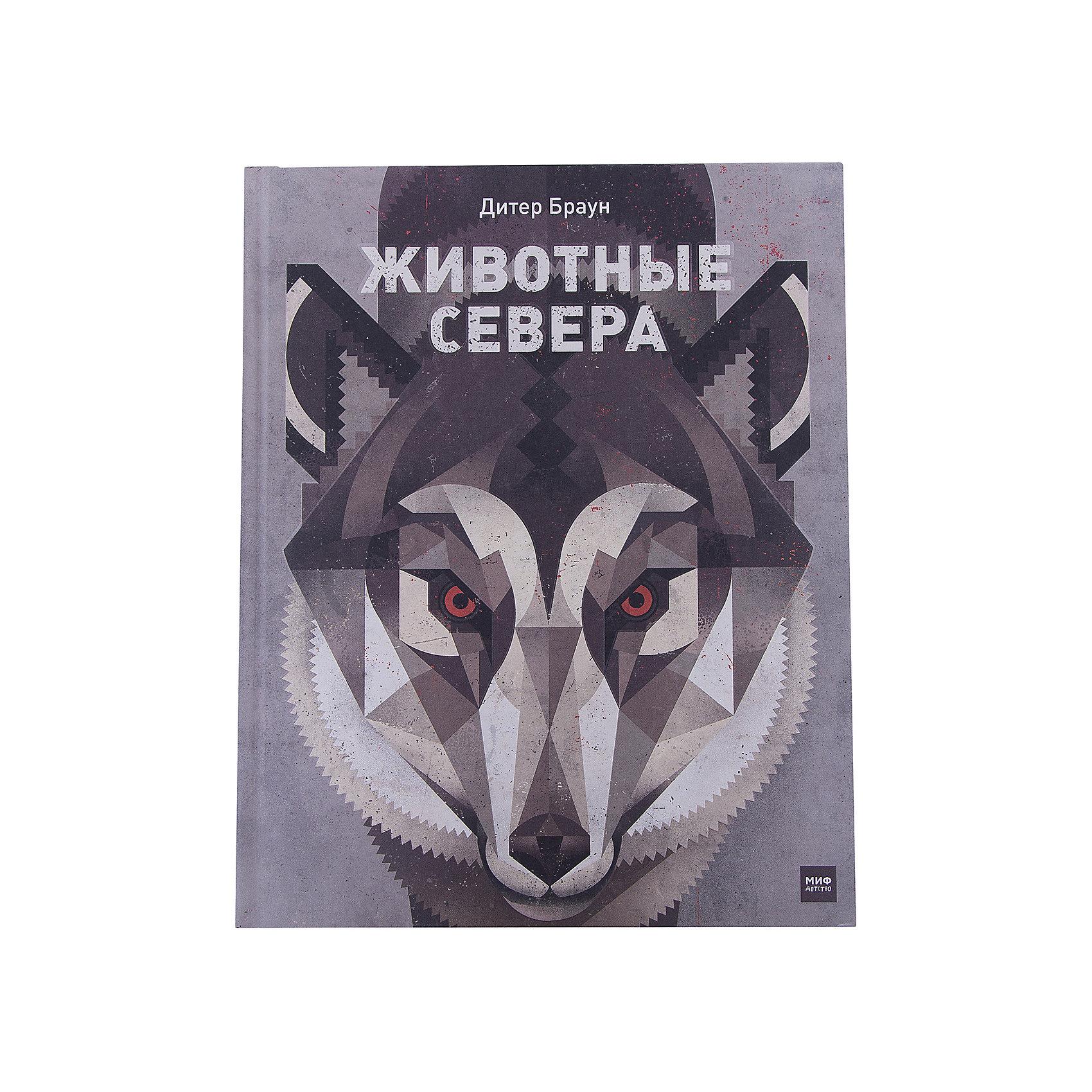 Книга Животные СевераЭнциклопедии<br>Книга большого формата с плакатными иллюстрациями известного немецкого дизайнера Дитера Брауна и небольшими пояснительными текстами познакомит детей с животными Северного полушария Земли.<br><br>Ширина мм: 310<br>Глубина мм: 250<br>Высота мм: 20<br>Вес г: 860<br>Возраст от месяцев: 168<br>Возраст до месяцев: 168<br>Пол: Унисекс<br>Возраст: Детский<br>SKU: 5535158