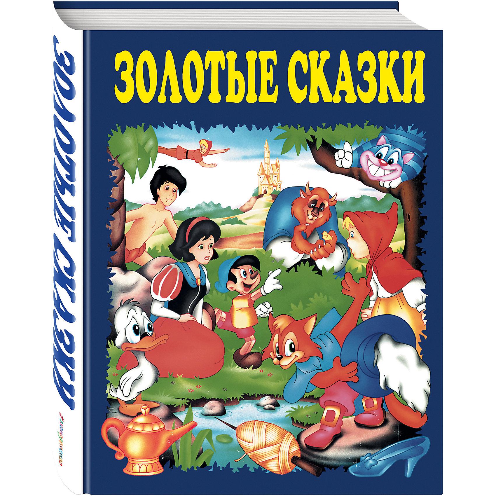 Золотые сказкиСказки<br>Характеристики товара: <br><br>• ISBN: 9785699609833<br>• возраст от: 5 лет<br>• формат: 84x108/16<br>• бумага: офсет<br>• обложка: твердая<br>• иллюстрации: цветные, черно-белые<br>• серия: Золотые сказки для детей<br>• издательство: Эксмо<br>• художник: Панков Игорь<br>• количество страниц: 224<br>• размеры: 26x20 см<br><br>Это издание «Золотые сказки» содержит в себе любимые истории для детей разных времен и стран. Такая книга поможет привить малышам любовь к чтению. <br><br>Отличное качество издания, красочные иллюстрации известного художника - всё это поможет проникнуться атмосферой волшебства.<br><br>Книгу «Золотые сказки» можно купить в нашем интернет-магазине.<br><br>Ширина мм: 255<br>Глубина мм: 197<br>Высота мм: 200<br>Вес г: 986<br>Возраст от месяцев: 60<br>Возраст до месяцев: 2147483647<br>Пол: Унисекс<br>Возраст: Детский<br>SKU: 5535401