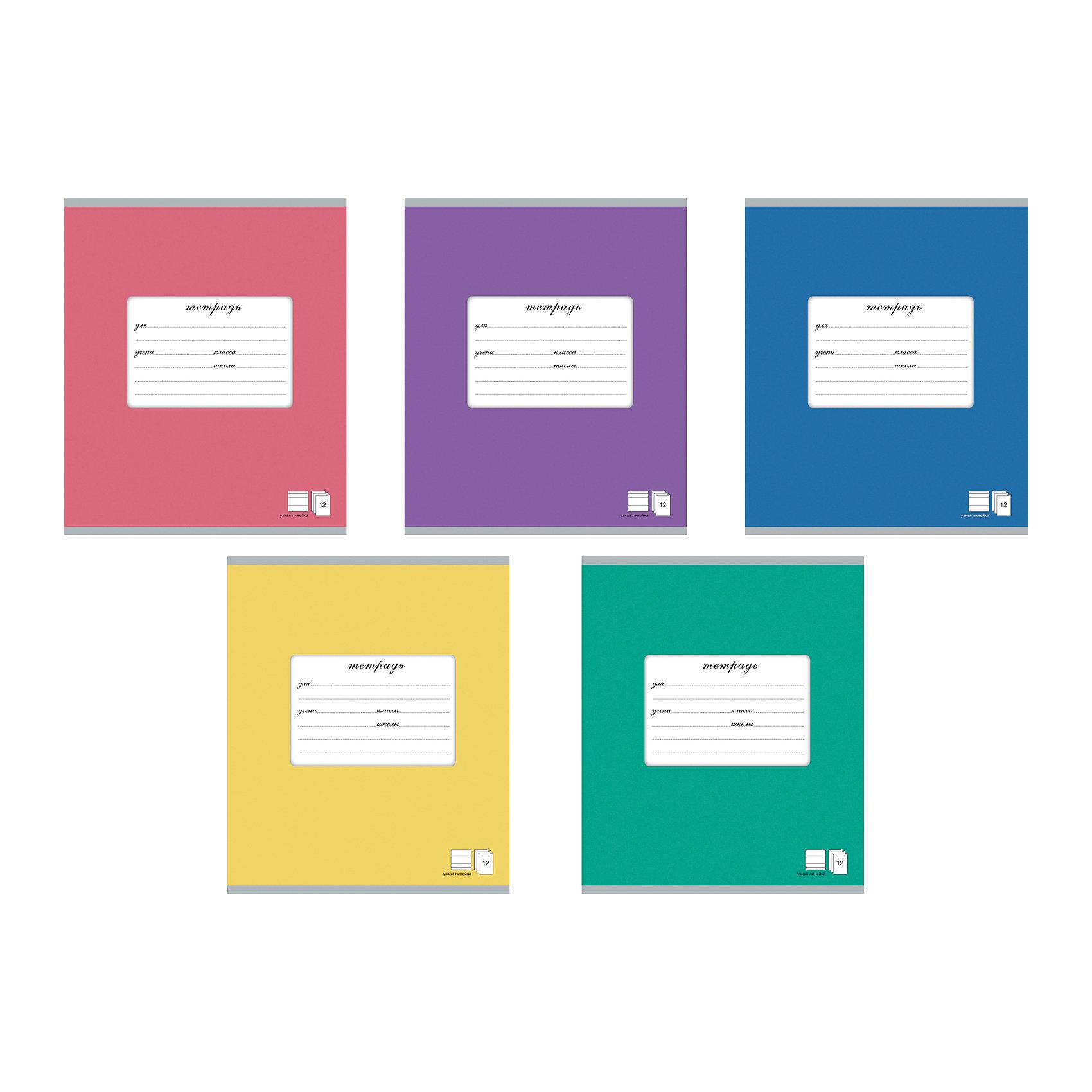 Тетрадь 18 листов, упаковка из 10 шт.Бумажная продукция<br>Тетрадь 18 листов, 10 шт.<br><br>Характеристики:<br><br>• Количество: 10 шт.<br>• Формат: А5<br>• Внутренний блок: 18 листов, клетка, с полями, офсет<br>• Тип крепления: скрепка<br>• Обложка: мелованный картон<br>• Упаковка: термопленка<br><br>Тетради в клетку с полями предназначены для школьников. Отличная полиграфия и качественная бумага обеспечат высокое качество письма. Обложка из мелованного картона позволит сохранять тетрадь в аккуратном виде в течение всего периода использования. На задней обложке тетради - таблица умножения, меры длины, площади, объема и массы.<br><br>Тетрадь 18 листов, 10 шт. можно купить в нашем интернет-магазине.<br><br>Ширина мм: 170<br>Глубина мм: 30<br>Высота мм: 205<br>Вес г: 349<br>Возраст от месяцев: 60<br>Возраст до месяцев: 204<br>Пол: Унисекс<br>Возраст: Детский<br>SKU: 5540086