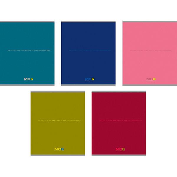 Тетрадь 48 л, упаковка из 5 шт.Бумажная продукция<br>Тетрадь 48 листов, 5 шт.<br><br>Характеристики:<br><br>• Количество: 5 шт.<br>• Формат: А5<br>• Внутренний блок: 48 листов, клетка, офсет<br>• Тип крепления: скрепка<br>• Обложка: мелованный картон<br><br>Комплект тетрадей в клетку  с надписью MC-7 на обложке  выполнен в формате А5. Отличная полиграфия и качественная бумага обеспечат высокое качество письма. Обложка из мелованного картона позволит сохранять тетрадь в аккуратном виде в течение всего периода использования.<br><br>Тетрадь 48 листов, 5 шт. можно купить в нашем интернет-магазине.<br>Ширина мм: 170; Глубина мм: 50; Высота мм: 205; Вес г: 521; Возраст от месяцев: 60; Возраст до месяцев: 204; Пол: Унисекс; Возраст: Детский; SKU: 5540104;