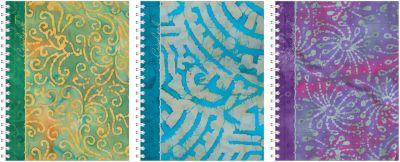 Erich Krause Тетрадь на спирали А4, 120 листов Батик , упаковка из 2 шт.