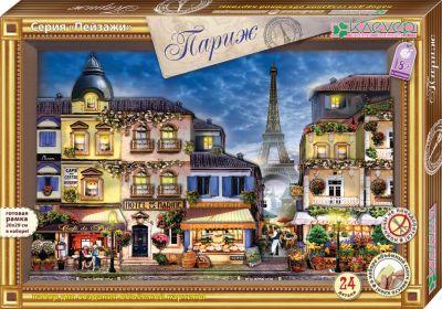 Клевер Набор для изготовления картины Париж