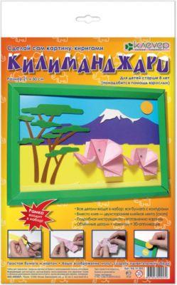 Клевер Набор для изготовления картины Килиманджаро