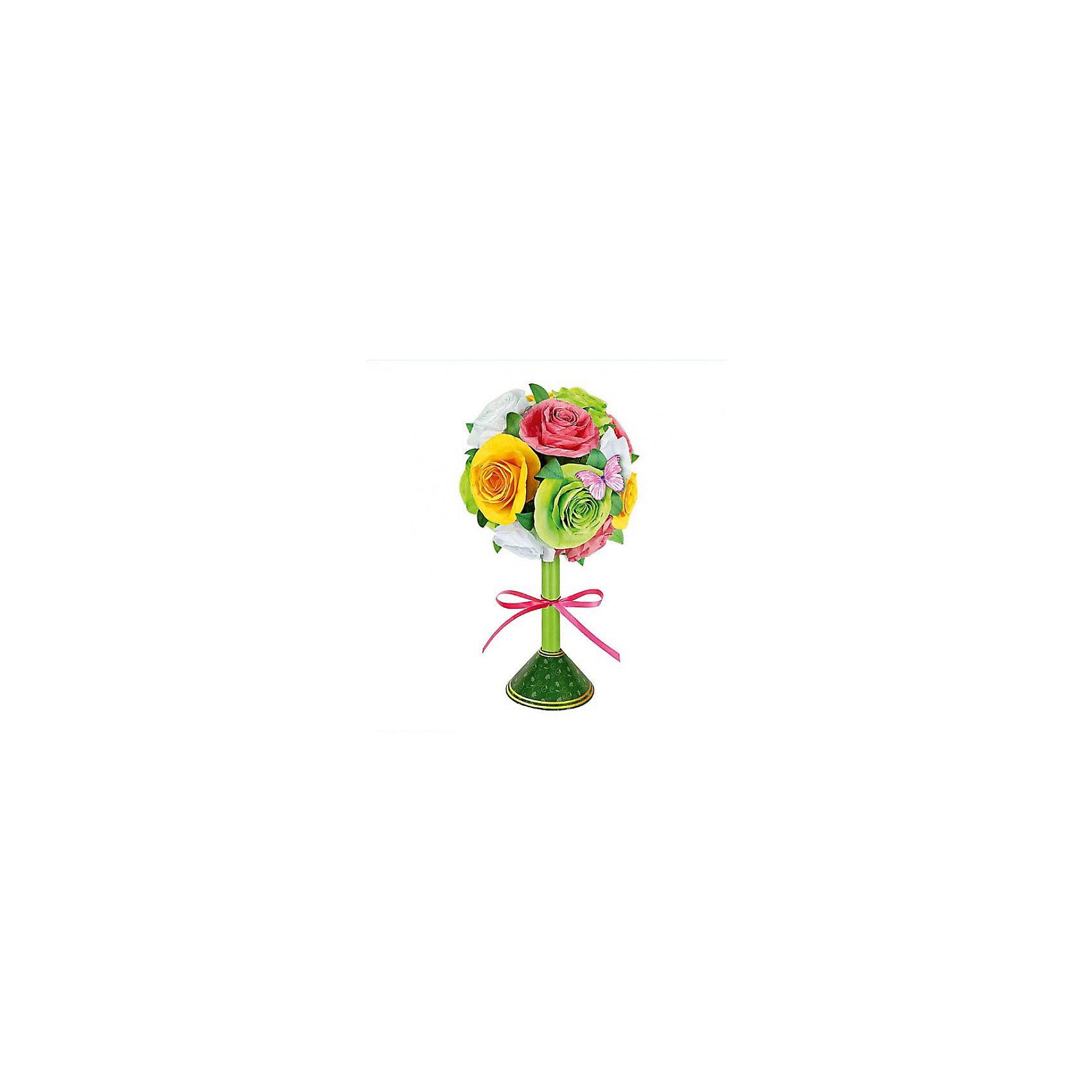 Набор для изготовления топиария  «Розовая сказка» от myToys
