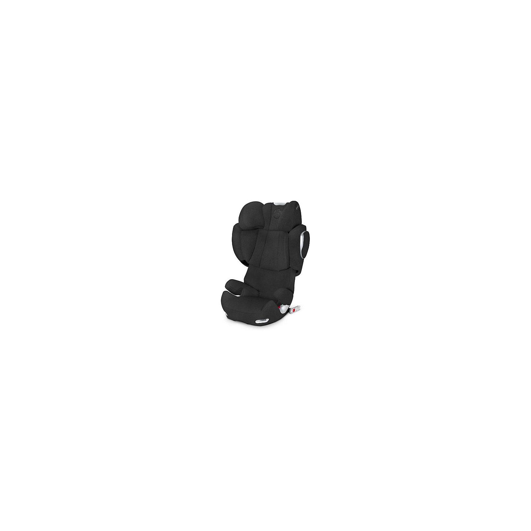 Автокресло Cybex Solution Q2-fix Plus, 15-36 кг, Happy BlackГруппа 2-3 (От 15 до 36 кг)<br>Автокресло детское Solution Q2-fix Plus Happy Black (10216100/210616/0045293/1, КИТАЙ)<br><br>Ширина мм: 650<br>Глубина мм: 490<br>Высота мм: 550<br>Вес г: 8000<br>Возраст от месяцев: 12<br>Возраст до месяцев: 144<br>Пол: Унисекс<br>Возраст: Детский<br>SKU: 5542596
