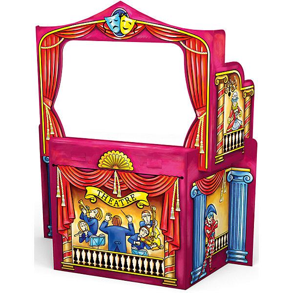 Игровой конструктор  для раскрашивания Кукольный театр,  Artberry от ErichKrauseНаборы для раскрашивания<br>Игровой конструктор для раскрашивания Puppet Theatre, Artberry, Erich Krause.<br><br>Характеристики:<br><br>• Для детей в возрасте: от 3 лет<br>• Комплектация: детали для сборки кукольного театра 6 шт, гелевые цветные мелки 6 шт.<br>• Размер в собранном виде: 120х39х108 см.<br>• Материал: картон<br>• Размер упаковки: 93х62х4 см.<br>• Вес: 1,75 кг.<br><br>С конструктором Puppet Theatre от Erich Krause ваш ребенок соберет кукольный театр и раскрасит его супер яркими гелевыми мелками. Сборка не требует клея и ножниц. Собранный кукольный театр имеет достаточно устойчивую конструкцию. Игровой конструктор для раскрашивания Puppet Theatre, Artberry, Erich Krause поможет развить не только творческие способности ребенка, но и мелкую моторику, художественный вкус, логику, внимательность и умение нестандартно мыслить.<br><br>Игровой конструктор для раскрашивания Puppet Theatre, Artberry, Erich Krause можно купить в нашем интернет-магазине.<br>Ширина мм: 940; Глубина мм: 620; Высота мм: 40; Вес г: 1750; Возраст от месяцев: 60; Возраст до месяцев: 180; Пол: Женский; Возраст: Детский; SKU: 5543351;