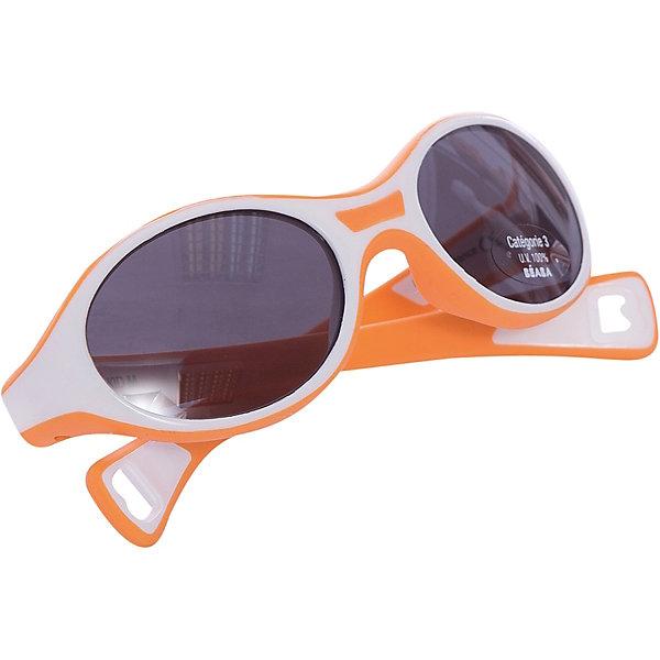 Солнцезащитные очки Sungalesses Baby 360°, р-р М, Beaba, оранжевыйСолнцезащитные очки<br>Французская пластиковая долина: Ойонна : <br>Настоящее ноу-хау для Франции и всего мира<br>Специализированная экспертиза. Весомые аргументы для наших покупателей: <br>Дизайн, пресс-формы, и сборка – всё делается во Франции<br>Неоспоримое конкурентное преимущество над другими очками<br>Гарантия качества в мире оптики<br>Множество сертификатов. Соответствие стандартам очков ISO 12311-1   ISO 12312-1 (стандарты 2015)<br>Гибкий каркас из полипропилена и ABS <br>Короткие дужки для удержания очков в сидячей коляске.Категория 3 : сильная защита, затемнённые линзы, подходящие для отдыха на море и в горах. Новое направление стратегии B?aba : <br>Использование линз 3-й категории в наших очках (за исключением малышей с очень чувствительными глазами)<br>Стёкла пропускают 27-30% света ? дети наконец-то не пытаются снять очки ! <br>100% защита от УФ-лучей <br>Реальное конкурентное преимущество – настоящее ноу-хау благодаря техническим аспектам.<br>Ширина мм: 150; Глубина мм: 40; Высота мм: 80; Вес г: 40; Возраст от месяцев: 12; Возраст до месяцев: 24; Пол: Унисекс; Возраст: Детский; SKU: 5543595;
