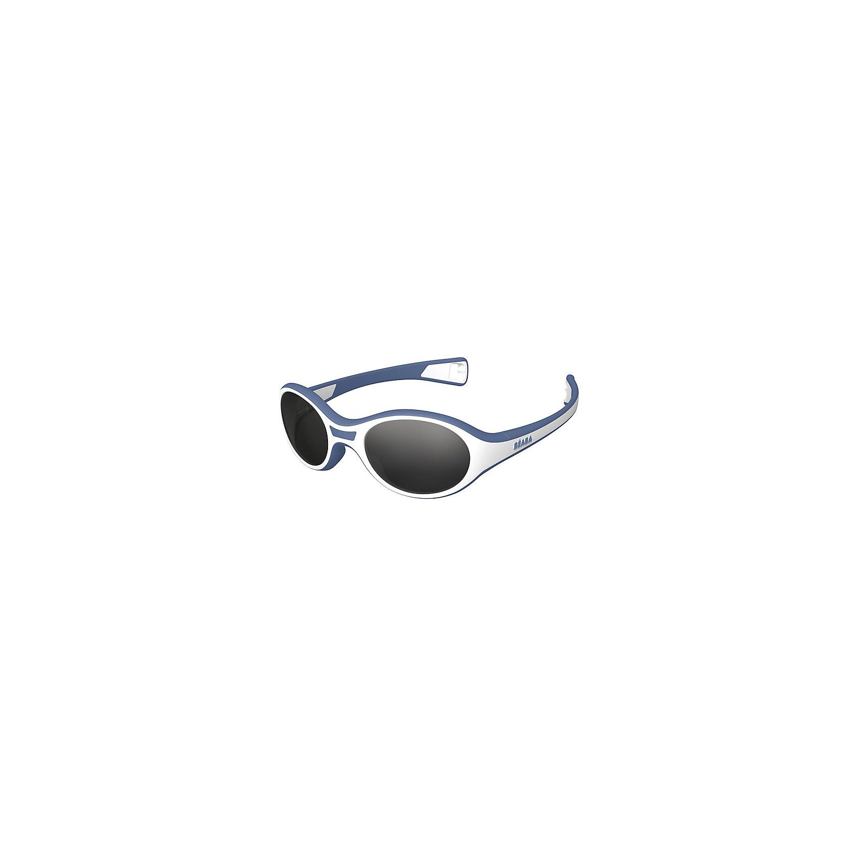 Солнцезащитные очки Sungalesses Baby 360°, р-р М, Beaba, голубойФранцузская пластиковая долина: Ойонна : <br>Настоящее ноу-хау для Франции и всего мира<br>Специализированная экспертиза. Весомые аргументы для наших покупателей: <br>Дизайн, пресс-формы, и сборка – всё делается во Франции<br>Неоспоримое конкурентное преимущество над другими очками<br>Гарантия качества в мире оптики<br>Множество сертификатов. Соответствие стандартам очков ISO 12311-1   ISO 12312-1 (стандарты 2015)<br>Гибкий каркас из полипропилена и ABS <br>Короткие дужки для удержания очков в сидячей коляске.Категория 3 : сильная защита, затемнённые линзы, подходящие для отдыха на море и в горах. Новое направление стратегии B?aba : <br>Использование линз 3-й категории в наших очках (за исключением малышей с очень чувствительными глазами)<br>Стёкла пропускают 27-30% света ? дети наконец-то не пытаются снять очки ! <br>100% защита от УФ-лучей <br>Реальное конкурентное преимущество – настоящее ноу-хау благодаря техническим аспектам.<br><br>Ширина мм: 150<br>Глубина мм: 40<br>Высота мм: 80<br>Вес г: 40<br>Возраст от месяцев: 12<br>Возраст до месяцев: 24<br>Пол: Мужской<br>Возраст: Детский<br>SKU: 5543596