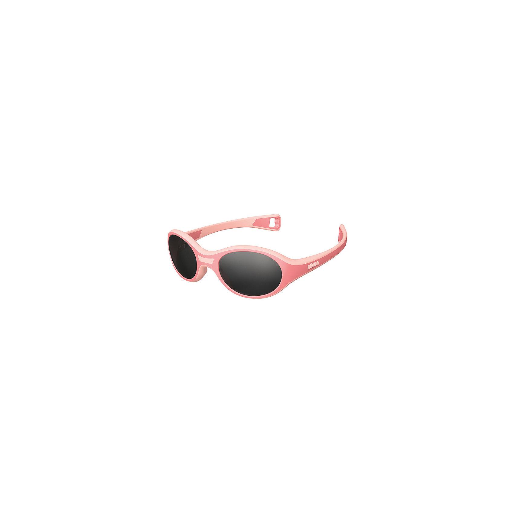 Солнцезащитные очки Sungalesses Baby 360°, р-р М, Beaba, розовыйСолнцезащитные очки<br>Французская пластиковая долина: Ойонна : <br>Настоящее ноу-хау для Франции и всего мира<br>Специализированная экспертиза. Весомые аргументы для наших покупателей: <br>Дизайн, пресс-формы, и сборка – всё делается во Франции<br>Неоспоримое конкурентное преимущество над другими очками<br>Гарантия качества в мире оптики<br>Множество сертификатов. Соответствие стандартам очков ISO 12311-1   ISO 12312-1 (стандарты 2015)<br>Гибкий каркас из полипропилена и ABS <br>Короткие дужки для удержания очков в сидячей коляске.Категория 3 : сильная защита, затемнённые линзы, подходящие для отдыха на море и в горах. Новое направление стратегии B?aba : <br>Использование линз 3-й категории в наших очках (за исключением малышей с очень чувствительными глазами)<br>Стёкла пропускают 27-30% света ? дети наконец-то не пытаются снять очки ! <br>100% защита от УФ-лучей <br>Реальное конкурентное преимущество – настоящее ноу-хау благодаря техническим аспектам.<br><br>Ширина мм: 150<br>Глубина мм: 40<br>Высота мм: 80<br>Вес г: 40<br>Возраст от месяцев: 12<br>Возраст до месяцев: 24<br>Пол: Женский<br>Возраст: Детский<br>SKU: 5543597