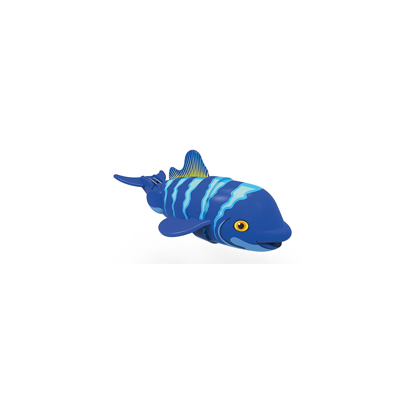 Рыбка-акробат Санни, 12 см, REDWOODРыбка-акробат плавает и ныряет. Траектория движения игрушки зависит от наклона хвоста. Игрушка работает от двух батарее типа ААА (LR03). Батарейки в комплект не входят.<br><br>Ширина мм: 160<br>Глубина мм: 140<br>Высота мм: 85<br>Вес г: 416<br>Возраст от месяцев: 36<br>Возраст до месяцев: 2147483647<br>Пол: Унисекс<br>Возраст: Детский<br>SKU: 5544171