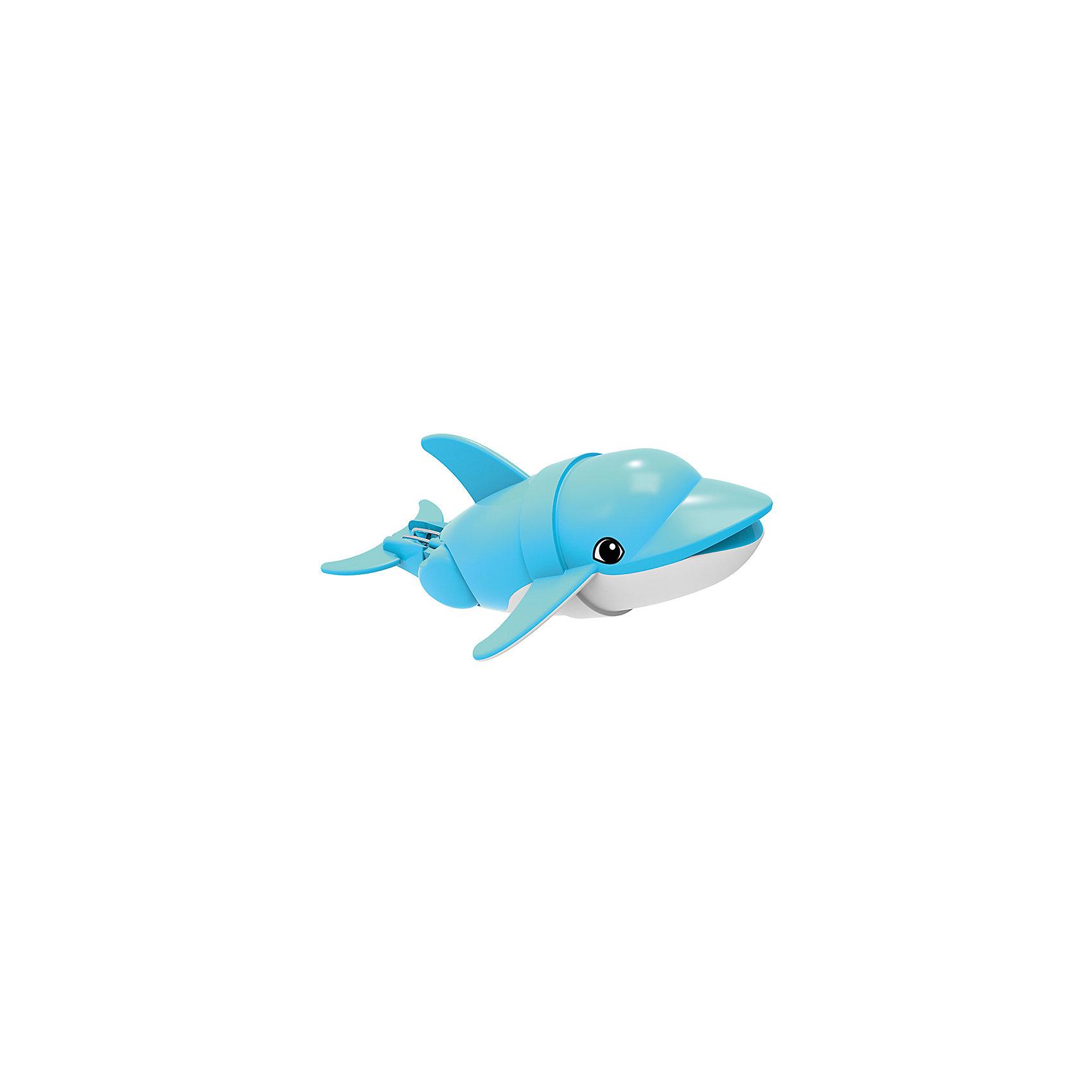 Рыбка-акробат Диппер, 12 см, Море чудесИнтерактивные животные<br>Характеристики товара:<br><br>• возраст от 3 лет<br>• материал: пластик<br>• длина рыбки 12 см<br>• тип батареек: 2 x AAA / LR0.3 1.5V (мизинчиковые)<br>• наличие батареек: не входят в комплект<br>• размер упаковки 16х14х8,5 см<br>• вес упаковки 416 г.<br>• упаковка: блистер на картоне<br>• страна производитель: Китай<br><br>Рыбка-акробат Диппер Redwood — интерактивная игрушка для ванной, которая сделает процесс купания малыша веселым и увлекательным. Рыбка умеет плавать и нырять. Двигая плавниками и хвостом в разных направлениях, она начинает плыть. На корпусе имеется небольшое отверстие, в которое можно продеть веревочку и брать рыбку с собой на водоем. <br><br>Рыбку-акробат Диппер Redwood можно приобрести в нашем интернет-магазине.<br><br>Ширина мм: 160<br>Глубина мм: 140<br>Высота мм: 85<br>Вес г: 416<br>Возраст от месяцев: 36<br>Возраст до месяцев: 2147483647<br>Пол: Унисекс<br>Возраст: Детский<br>SKU: 5544173