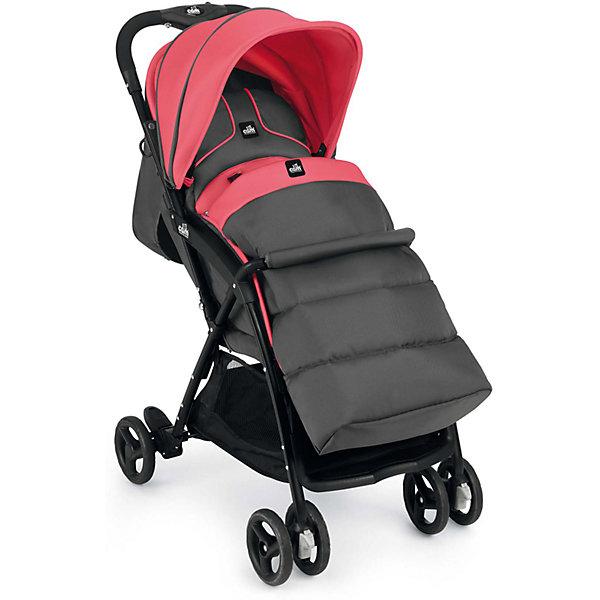 Купить Прогулочная коляска CAM Curvi, серо-розовая, Италия, rosa/grau, Женский