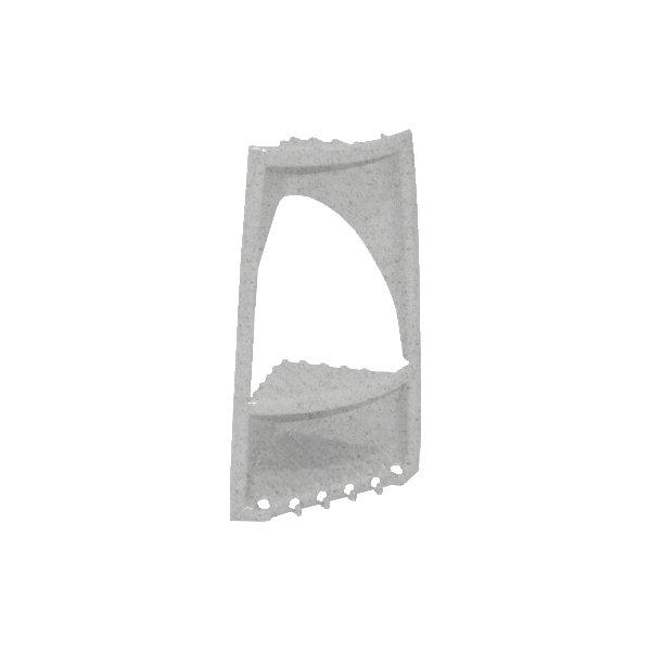 Полка угловая, BranQАксессуары для ванны<br>Полка угловая, BranQ<br><br>Характеристики:<br><br>• цвет: мраморный<br>• материал: пластик<br>• на нижней полке крючки для мочалок<br>• вес: 261 г<br>• размер: 25х15,5х41,5 см<br><br>Эта полка изготовлена из высококачественного, не бьющегося пластика и имеет эргономичную форму с дополнительными крючками для мочалок на нижнем ярусе. Благодаря своему привлекательному дизайну и нейтральному цвету, она легко впишется в обстановку любой ванной комнаты.<br><br>Полка угловая, BranQ можно купить в нашем интернет-магазине.<br>Ширина мм: 250; Глубина мм: 155; Высота мм: 415; Вес г: 261; Возраст от месяцев: 216; Возраст до месяцев: 1188; Пол: Унисекс; Возраст: Детский; SKU: 5545599;