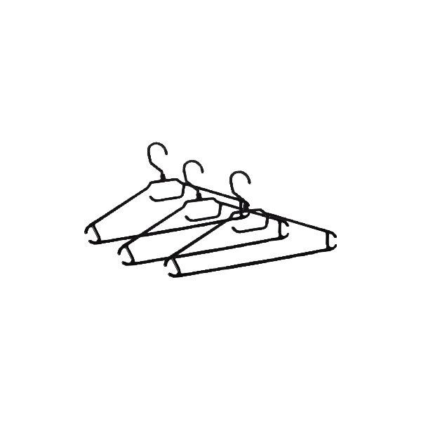 Вешалка-плечики для легкой одежды 52-54 (3 шт), BranQДетские предметы интерьера<br>Вешалка-плечики для легкой одежды 52-54 (3 шт), BranQ<br><br>Характеристики:<br><br>• Цвет: черный<br>• Материал: пластик<br>• В комплекте: 3 штуки<br><br>Каждая вешалка изготовлена из пластика высокого качества, а потому имеет повышенную прочность и не бьется. Оснащена закругленными плечиками, для предоставления более бережного хранения вашим вещам, а так же имеет перекладину и три крючка.<br><br>Вешалка-плечики для легкой одежды 52-54 (3 шт), BranQ можно купить в нашем интернет-магазине.<br><br>Ширина мм: 420<br>Глубина мм: 205<br>Высота мм: 30<br>Вес г: 184<br>Возраст от месяцев: 216<br>Возраст до месяцев: 1188<br>Пол: Унисекс<br>Возраст: Детский<br>SKU: 5545606