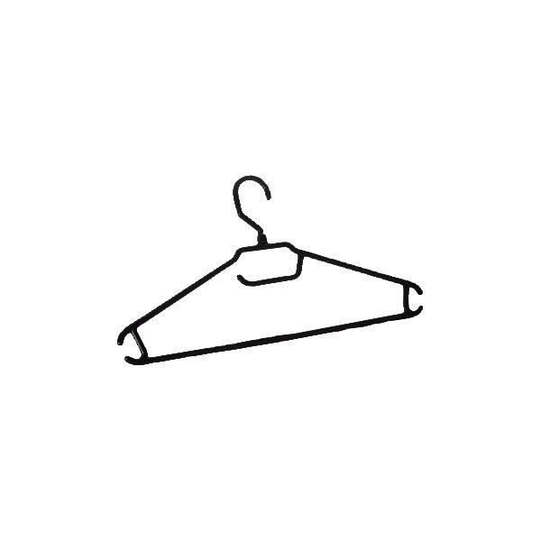 Вешалка-плечики для легкой одежды 52-54, BranQДетские предметы интерьера<br>Вешалка-плечики для легкой одежды 52-54, BranQ<br><br>Характеристики:<br><br>• Цвет: черный<br>• Материал: пластик<br>• В комплекте: 1 штука<br>• Размер одежды: 52-54<br><br>Вешалка изготовлена из пластика высокого качества, а потому имеет повышенную прочность и не бьется. Оснащена закругленными плечиками, для предоставления более бережного хранения вашим вещам, а так же имеет перекладину и три крючка.<br><br>Вешалка-плечики для легкой одежды 52-54, BranQ можно купить в нашем интернет-магазине.<br><br>Ширина мм: 420<br>Глубина мм: 205<br>Высота мм: 10<br>Вес г: 62<br>Возраст от месяцев: 216<br>Возраст до месяцев: 1188<br>Пол: Унисекс<br>Возраст: Детский<br>SKU: 5545608