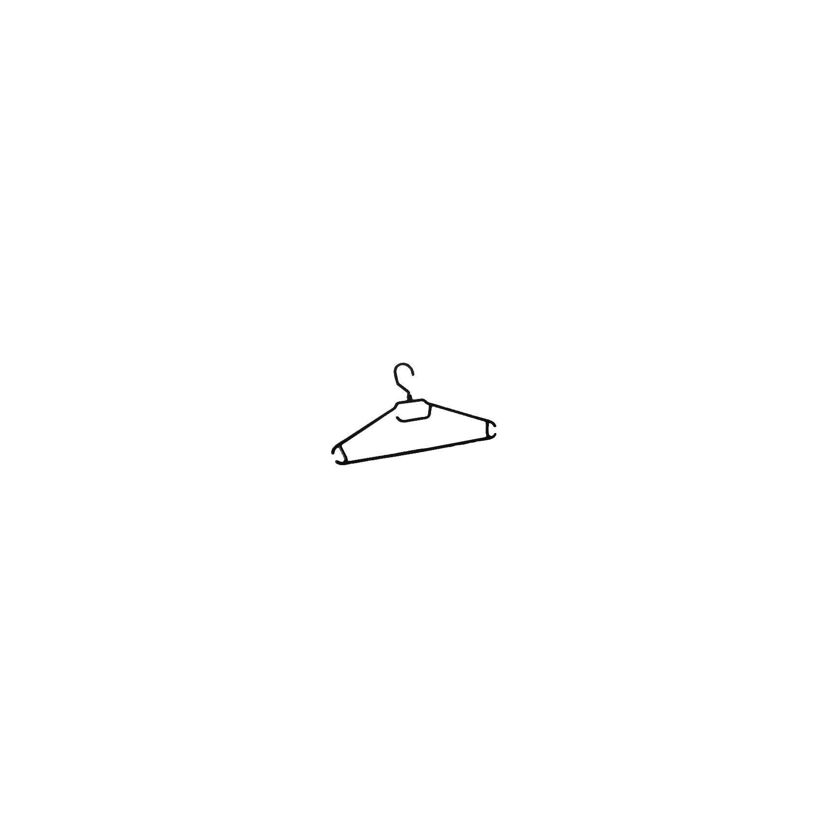 Вешалка-плечики для легкой одежды 52-54, BranQПредметы интерьера<br>Вешалка-плечики для легкой одежды 52-54, BranQ<br><br>Характеристики:<br><br>• Цвет: черный<br>• Материал: пластик<br>• В комплекте: 1 штука<br>• Размер одежды: 52-54<br><br>Вешалка изготовлена из пластика высокого качества, а потому имеет повышенную прочность и не бьется. Оснащена закругленными плечиками, для предоставления более бережного хранения вашим вещам, а так же имеет перекладину и три крючка.<br><br>Вешалка-плечики для легкой одежды 52-54, BranQ можно купить в нашем интернет-магазине.<br><br>Ширина мм: 420<br>Глубина мм: 205<br>Высота мм: 10<br>Вес г: 62<br>Возраст от месяцев: 216<br>Возраст до месяцев: 1188<br>Пол: Унисекс<br>Возраст: Детский<br>SKU: 5545608