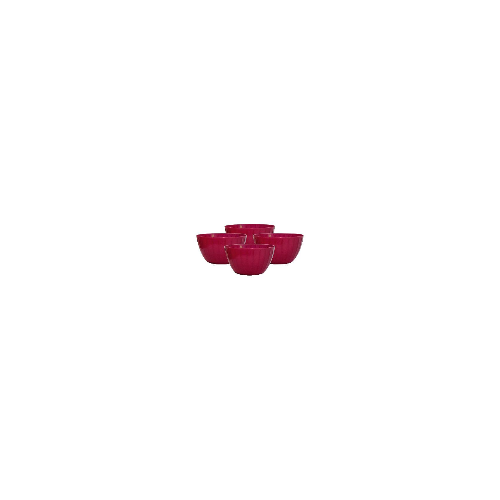 Набор салатников Fiesta 0,6 л (4 шт.), GiarettiПосуда<br>Серия салатников Fiesta – новая итальянская новинка от Giaretti. Они выгодно подчеркнут преимущества ваших блюд. Салатники объемом 0,6 л удобно помещаются друг в друга, что позволяет практично использовать пространство для хранения. Идеально подходят для подачи салатов порционно, индивидуально каждому гостю!  Советуем комбинировать с салатниками Fiesta объемом 1,7 литра, 2,8 литра, а также 5 литров.<br><br>Ширина мм: 124<br>Глубина мм: 124<br>Высота мм: 120<br>Вес г: 178<br>Возраст от месяцев: 216<br>Возраст до месяцев: 1188<br>Пол: Унисекс<br>Возраст: Детский<br>SKU: 5545613
