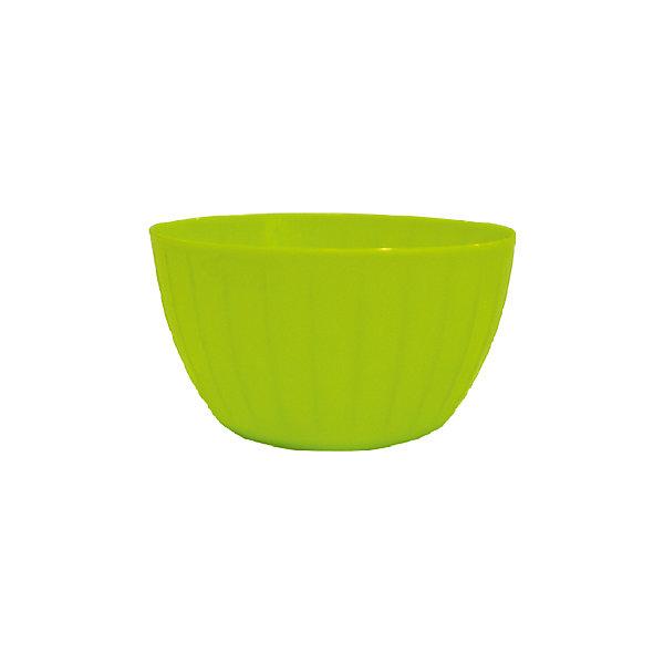 Салатник Fiesta 1,7 л, GiarettiКухонная утварь<br>Салатник Fiesta 1,7 л, Giaretti<br><br>Характеристики:<br><br>• Цвет: зеленый<br>• Материал: пластик<br>• В комплекте: 1 штука<br>• Объем: 1,7 литра<br><br>Благодаря яркому интересному дизайну этот салатник придаст творческой атмосферы вашей кухне и процессу готовки. Его можно использовать как для приготовления блюд, так и для их подачи на стол. Салатник имеет литраж 1,7 л, а так же изготовлен из высококачественного пластика.<br><br>Салатник Fiesta 1,7 л, Giaretti можно купить в нашем интернет-магазине.<br>Ширина мм: 180; Глубина мм: 180; Высота мм: 95; Вес г: 116; Возраст от месяцев: 216; Возраст до месяцев: 1188; Пол: Унисекс; Возраст: Детский; SKU: 5545614;