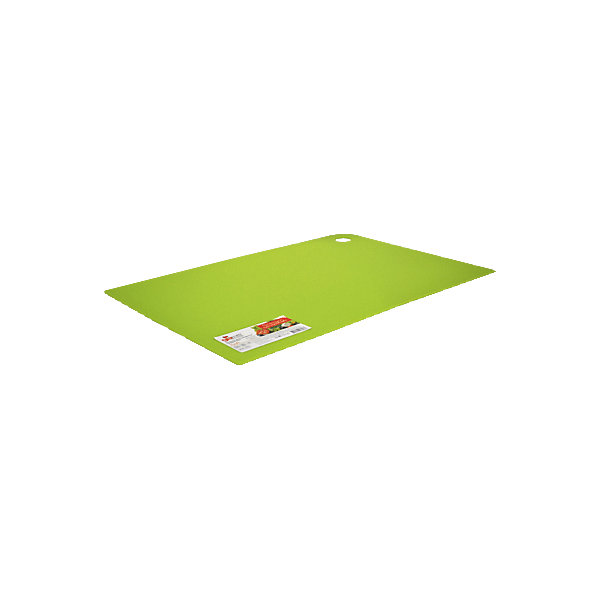 Доска разделочная Elastico 35*25 см, GiarettiКухонная утварь<br>Доска разделочная Elastico 35*25 см, Giaretti<br><br>Характеристики:<br><br>• Цвет: зеленый<br>• Материал: пластик<br>• В комплекте: 1 штука<br>• Размер: 35х25 см<br><br>Эти компактные разделочные доски от Giaretti позволят вам легко навести порядок на вашей кухне и не отвлекаться на мелочи. Благодаря своей гибкости, эти доски можно использовать, чтобы переложить нарезанные ингредиенты, не рассыпав содержимое. Изготовлены они из высококачественного пищевого пластика, который безопасен  для здоровья. <br><br>Доска разделочная Elastico 35*25 см, Giaretti можно купить в нашем интернет-магазине.<br>Ширина мм: 350; Глубина мм: 250; Высота мм: 5; Вес г: 366; Возраст от месяцев: 216; Возраст до месяцев: 1188; Пол: Унисекс; Возраст: Детский; SKU: 5545624;