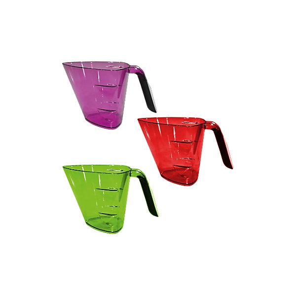 Кувшин мерный Cristallo 1 л, GiarettiКухонная утварь<br>Кувшин мерный Cristallo 1 л, Giaretti<br><br>Характеристики:<br><br>• Материал: пластик<br>• В комплекте: 1 штука<br>• Объем: 1 литр<br>• С мерной шкалой<br><br>Мерный кувшин - важный элемент в готовке вкусного блюда. Мерные кувшины фирмы Giaretti имеют удобный эргономичный дизайн, ручку с противоскользящей вставкой и мерную шкалу внутри. Благодаря тому, что изделие изготовлено из высококачественного пищевого пластика, оно не влияет на вкус и запах продуктов. А его яркий дизайн легко впишется в интерьер и подарит атмосферы вашей кухне.<br><br>Кувшин мерный Cristallo 1 л, Giaretti можно купить в нашем интернет-магазине.<br>Ширина мм: 200; Глубина мм: 150; Высота мм: 125; Вес г: 160; Возраст от месяцев: 216; Возраст до месяцев: 1188; Пол: Унисекс; Возраст: Детский; SKU: 5545632;