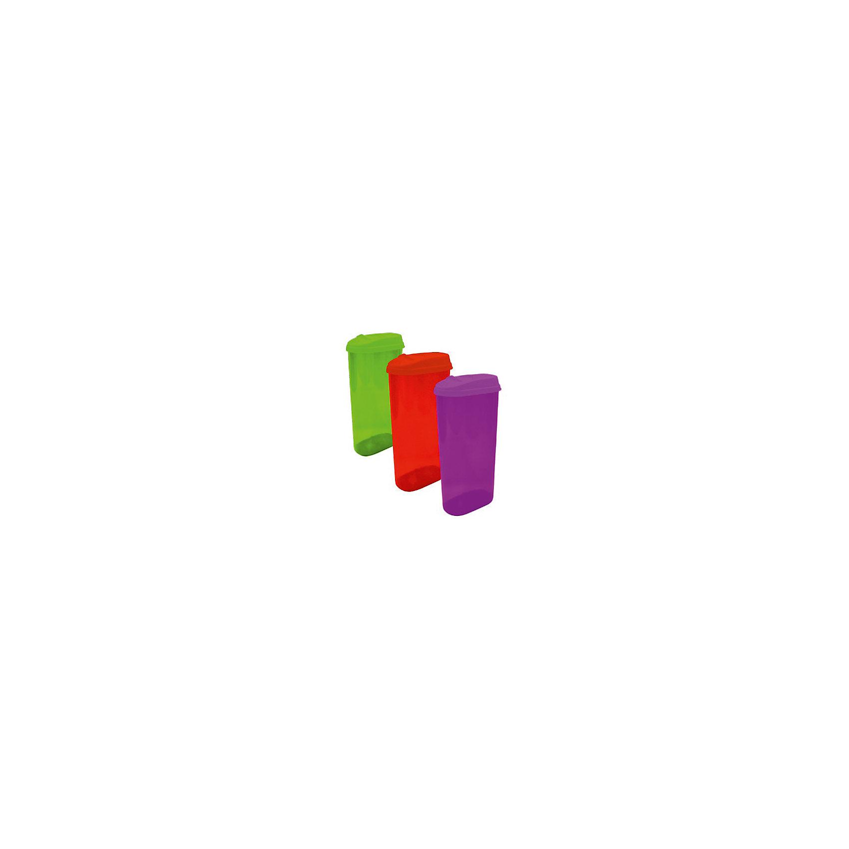 Банка для сыпучих продуктов с дозатором 2,4 л, GiarettiПосуда<br>Банка для сыпучих продуктов с дозатором 2,4 л, Giaretti<br><br>Характеристики:<br><br>• Материал: пластик<br>• В комплекте: 1 штука<br>• Объем: 2,4 литра<br>• Используется: для сыпучих продуктов<br><br>Банки данной серии снабжены плотной крышкой, благодаря чему в них удобно хранить даже специи, ведь они не пропускают запаха. Так же банка может использоваться для хранения сыпучих продуктов - круп, сахара, макарон и тд. Благодаря тому, что изделие изготовлено из высококачественного пищевого пластика, оно не влияет на вкус и запах хранящихся продуктов, а удобная форма позволят хранить не использующиеся банки, ставя их друг в друга для экономии пространства. Банка оснащена дозатором для высыпания. <br><br>Банка для сыпучих продуктов с дозатором 2,4 л, Giaretti можно купить в нашем интернет-магазине.<br><br>Ширина мм: 155<br>Глубина мм: 90<br>Высота мм: 305<br>Вес г: 304<br>Возраст от месяцев: 216<br>Возраст до месяцев: 1188<br>Пол: Унисекс<br>Возраст: Детский<br>SKU: 5545635
