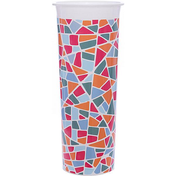 Ваза для цветов Модерн D 112 mm, INGREENДетские предметы интерьера<br>Ваза для цветов Модерн D 112 mm, INGREEN<br><br>Характеристики:<br><br>• Материал: пластик<br>• В комплекте: 1 штука<br>• Размер: 112х112х260 мм<br>• Вес: 111 г<br><br>Вазы от ТМ InGreen - яркое стилистическое решение для вашего дома или квартиры. Рисунки и узоры на вазе созданы по технологии IML, что обеспечивает им высокую точность, яркость, а итоговое изделие выглядит единым с нанесенным рисунком. Это не только эстетично выглядит, но и придает изделию дополнительную прочность.<br><br>Ваза для цветов Модерн D 112 mm, INGREEN можно купить в нашем интернет-магазине.<br><br>Ширина мм: 112<br>Глубина мм: 112<br>Высота мм: 260<br>Вес г: 111<br>Возраст от месяцев: 216<br>Возраст до месяцев: 1188<br>Пол: Унисекс<br>Возраст: Детский<br>SKU: 5545638