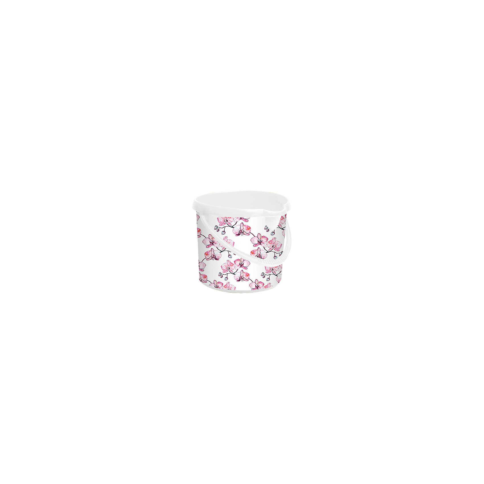 Ведро круглое 12 л Декор орхидеи, SvipВанная комната<br>Ведро круглое 12 л Декор орхидеи, Svip<br><br>Характеристики:<br><br>• Материал: пластик<br>• Цвет: белый<br>• В комплекте: 1 штука<br>• Объем: 12 литров<br>• Форма: округлая<br><br>Это удобное ведро с крышкой можно использовать для любых хозяйственно-бытовых целей по вашему выбору. Оно изготовлено их высококачественного, не бьющегося пластика и прослужит долго. Имеет прочную ручку, которая надежно крепится к основанию. Кроме прочих достоинств это ведро имеет стильную расцветку, объем 10 л и округлую форму и специальный носик для слива воды.<br><br>Ведро круглое 12 л Декор орхидеи, Svip можно купить в нашем интернет-магазине.<br><br>Ширина мм: 320<br>Глубина мм: 320<br>Высота мм: 265<br>Вес г: 445<br>Возраст от месяцев: 216<br>Возраст до месяцев: 1188<br>Пол: Унисекс<br>Возраст: Детский<br>SKU: 5545657
