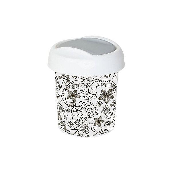 Контейнер для мусора Ориджинал 1 л декор кружева, SvipМусорные ведра<br>Контейнер для мусора Ориджинал 1 л декор кружева, Svip<br><br>Характеристики:<br><br>• Материал: пластик<br>• Цвет: серый<br>• В комплекте: 1 штука<br>• Размер: 130х130х155 мм<br>• Объем: 1 литр<br><br>Этот практичный миниатюрный контейнер для мусора можно разместить прямо на кухонном или рабочем столе, а так же в ванной комнате. Он оснащен крышкой-маятником и съемной верхней частью для более удобного использования. Все части контейнера скреплены между собой и легко снимаются при необходимости. Использование этого контейнера поможет с легкостью поддержать чистоту и порядок в вашем доме.<br><br>Контейнер для мусора Ориджинал 1 л декор кружева, Svip можно купить в нашем интернет-магазине.<br><br>Ширина мм: 130<br>Глубина мм: 130<br>Высота мм: 155<br>Вес г: 100<br>Возраст от месяцев: 216<br>Возраст до месяцев: 1188<br>Пол: Унисекс<br>Возраст: Детский<br>SKU: 5545659