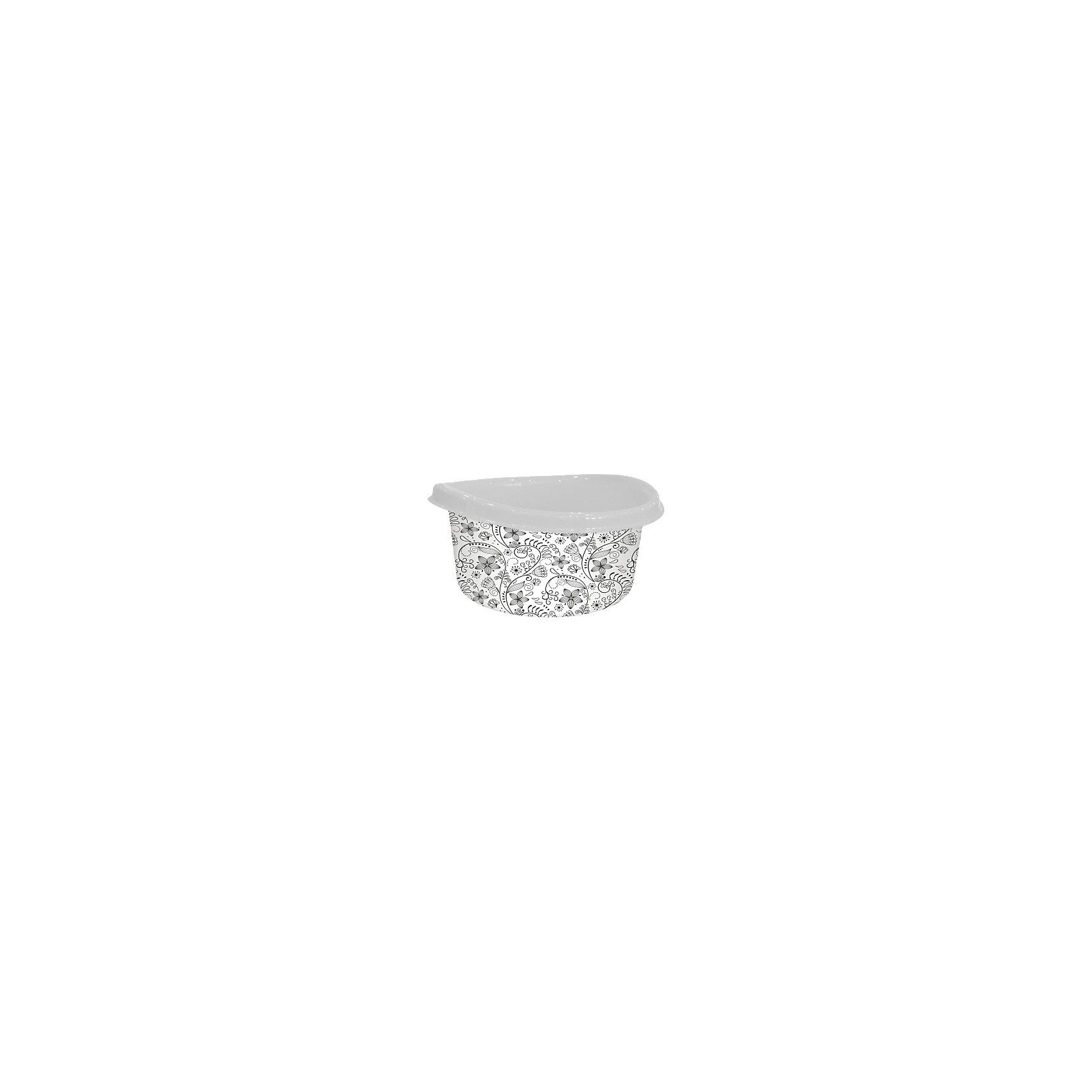 Таз круглый 12 л Ориджинал Декор кружева, SvipВанная комната<br>Таз круглый 12 л Ориджинал Декор кружева, Svip<br><br>Характеристики:<br><br>• Материал: пластик<br>• Цвет: серо-белый<br>• В комплекте: 1 штука<br>• Объем: 12 литров<br><br>Этот стильный таз округлой формы имеет объем 12 л и сделан из высококачественного пластика, который не бьется и устойчив к царапинам. Таз декорирован изображением орхидеи и может свободно использоваться в хозяйственных целях.<br><br>Таз круглый 12 л Ориджинал Декор кружева, Svip можно купить в нашем интернет-магазине.<br><br>Ширина мм: 390<br>Глубина мм: 390<br>Высота мм: 180<br>Вес г: 391<br>Возраст от месяцев: 216<br>Возраст до месяцев: 1188<br>Пол: Унисекс<br>Возраст: Детский<br>SKU: 5545664
