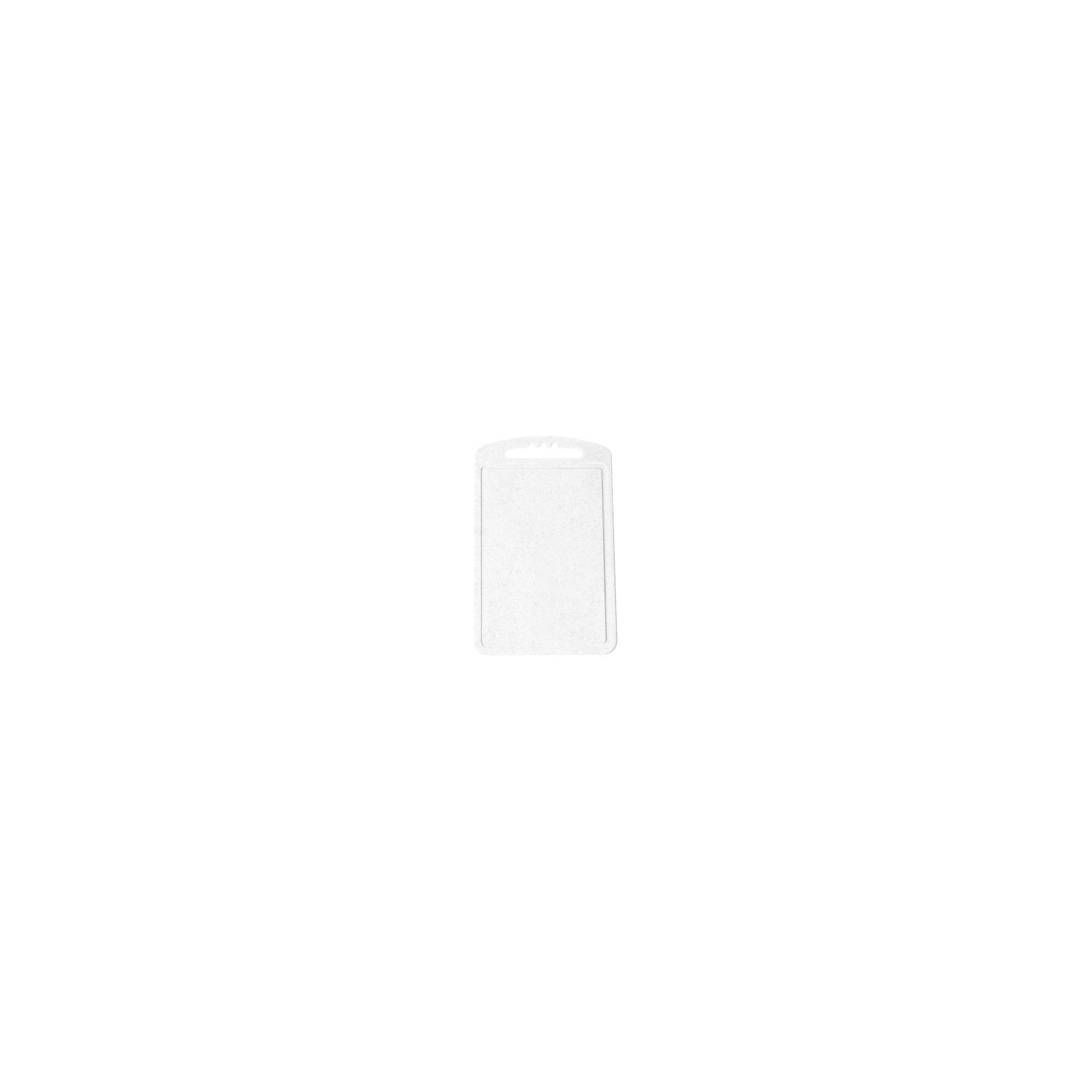 Доска разделочная малая, Plastic CentreПосуда<br>Доска разделочная малая, Plastic Centre<br><br>Характеристики:<br><br>• Цвет: зеленый<br>• Материал: пластик<br>• В комплекте: 1 штука<br>• Размер: 24х15 см<br><br>Эти компактные разделочные доски позволят вам легко навести порядок на вашей кухне и не отвлекаться на мелочи. Доска оснащена специальным желобком, который поможет слить стекающую воду, не потревожив продукты. Изготовлены они из высококачественного пищевого пластика, который безопасен  для здоровья. Доска устойчива к запахам и порезам от ножа.<br><br>Доска разделочная малая, Plastic Centre можно купить в нашем интернет-магазине<br><br>Ширина мм: 240<br>Глубина мм: 150<br>Высота мм: 4<br>Вес г: 96<br>Возраст от месяцев: 216<br>Возраст до месяцев: 1188<br>Пол: Унисекс<br>Возраст: Детский<br>SKU: 5545668
