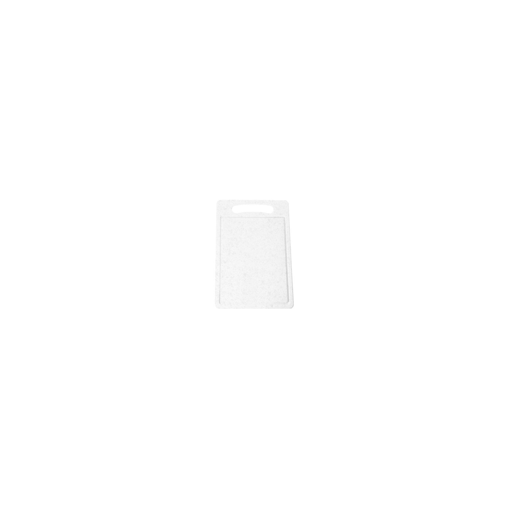 Доска разделочная №5, Plastic CentreКухонная утварь<br>Доска разделочная №5, Plastic Centre<br><br>Характеристики:<br><br>• Цвет: зеленый<br>• Материал: пластик<br>• В комплекте: 1 штука<br>• Размер: 45х29 см<br><br>Хорошие разделочные доски позволят вам легко навести порядок на вашей кухне и не отвлекаться на мелочи. Эта доска оснащена специальным желобком, который поможет слить стекающую воду, не потревожив продукты. Изготовлены они из высококачественного пищевого пластика, который безопасен  для здоровья. Доска устойчива к запахам и порезам от ножа.<br><br>Доска разделочная №5, Plastic Centre можно купить в нашем интернет-магазине.<br><br>Ширина мм: 450<br>Глубина мм: 290<br>Высота мм: 7<br>Вес г: 651<br>Возраст от месяцев: 216<br>Возраст до месяцев: 1188<br>Пол: Унисекс<br>Возраст: Детский<br>SKU: 5545673