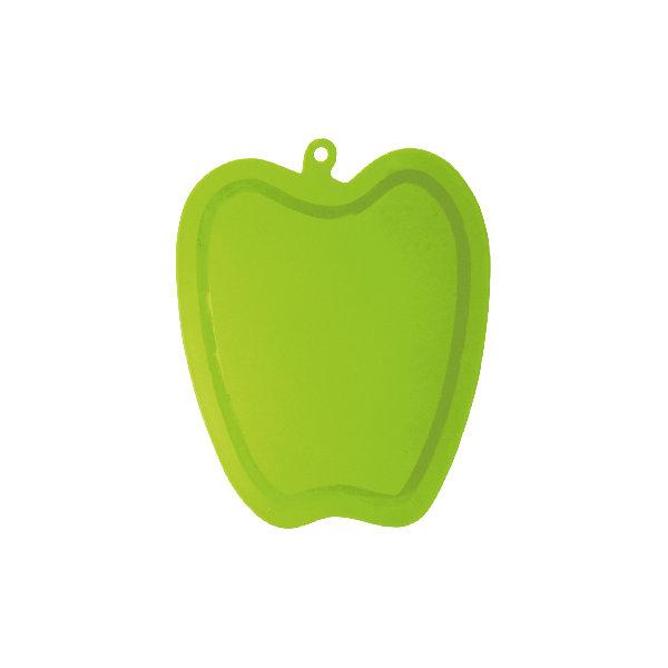 Доска разделочная Slim, Plastic CentreКухонная утварь<br>Доска разделочная Slim, Plastic Centre<br><br>Характеристики:<br><br>• Цвет: зеленый<br>• Материал: пластик<br>• В комплекте: 1 штука<br>• Размер: 22Х18 см<br><br>Хорошие разделочные доски позволят вам легко навести порядок на вашей кухне и не отвлекаться на мелочи. Эта доска оснащена специальным желобком, который поможет слить стекающую воду, не потревожив продукты. Изготовлены они из высококачественного пищевого пластика, который безопасен  для здоровья. Доска устойчива к запахам и порезам от ножа. Стильный дизайн не оставит равнодушным никого.<br><br>Доска разделочная Slim, Plastic Centre  можно купить в нашем интернет-магазине.<br><br>Ширина мм: 225<br>Глубина мм: 183<br>Высота мм: 3<br>Вес г: 88<br>Возраст от месяцев: 216<br>Возраст до месяцев: 1188<br>Пол: Унисекс<br>Возраст: Детский<br>SKU: 5545674