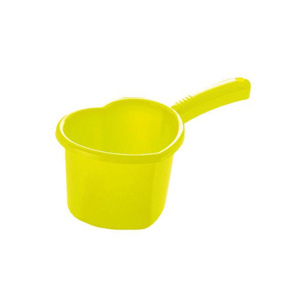 Ковш Сердечко 1,5 л, Plastic CentreАксессуары для ванны<br>Ковш Сердечко 1,5 л, PlasticCentre<br><br>Характеристики:<br><br>• Материал: пластик<br>• Цвет: желтый<br>• В комплекте: 1 штука<br>• Объем: 1,5 литр<br><br>Этот ковш изготовлен из прочного и безопасного пластика, который не бьется и устойчив к царапинам. Он имеет стильный дизайн и выполнен в форме сердца. Этот удобный и практичный предмет легко впишется в стиль вашего дома и порадует глаз.<br><br>Ковш Сердечко 1,5 л, PlasticCentre можно купить в нашем интернет-магазине.<br>Ширина мм: 290; Глубина мм: 140; Высота мм: 150; Вес г: 95; Возраст от месяцев: 216; Возраст до месяцев: 1188; Пол: Унисекс; Возраст: Детский; SKU: 5545685;