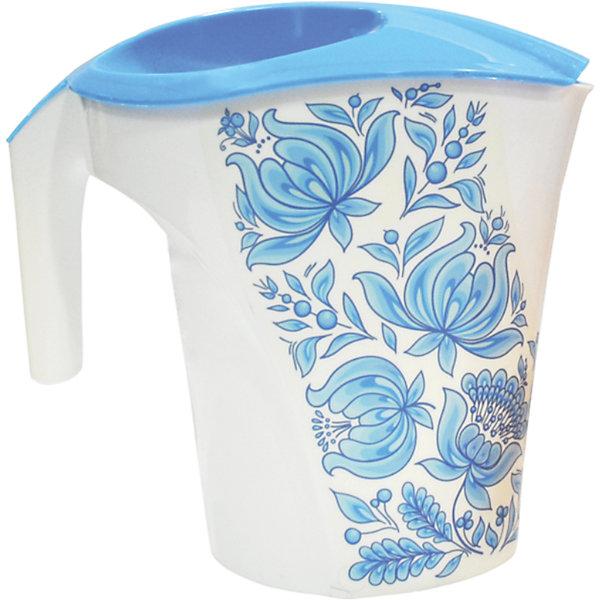 Кувшин Цветы 3 л, Plastic CentreКухонная утварь<br>Кувшин Цветы 3 л, Plastic Centre<br><br>Характеристики:<br><br>• Материал: пластик<br>• Цвет: желтый<br>• В комплекте: 1 штука<br>• Объем: 2 литра<br><br>Кувшин подойдет для хранения соков или воды. Крепкая и очень удобная ручка делает процесс наливания воды доступным даже для детей. Красивый дизайн кувшина, форма и его цвет позволят ему вписаться в любой интерьер. Сделан кувшин из прочного пластика, которые не выделяет вредных веществ и не отражается на вкусе воды.<br><br>Кувшин Цветы 3 л, Plastic Centre можно купить в нашем интернет-магазине.<br>Ширина мм: 248; Глубина мм: 155; Высота мм: 235; Вес г: 242; Возраст от месяцев: 216; Возраст до месяцев: 1188; Пол: Унисекс; Возраст: Детский; SKU: 5545698;